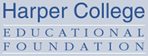 Harper College Foundation logo