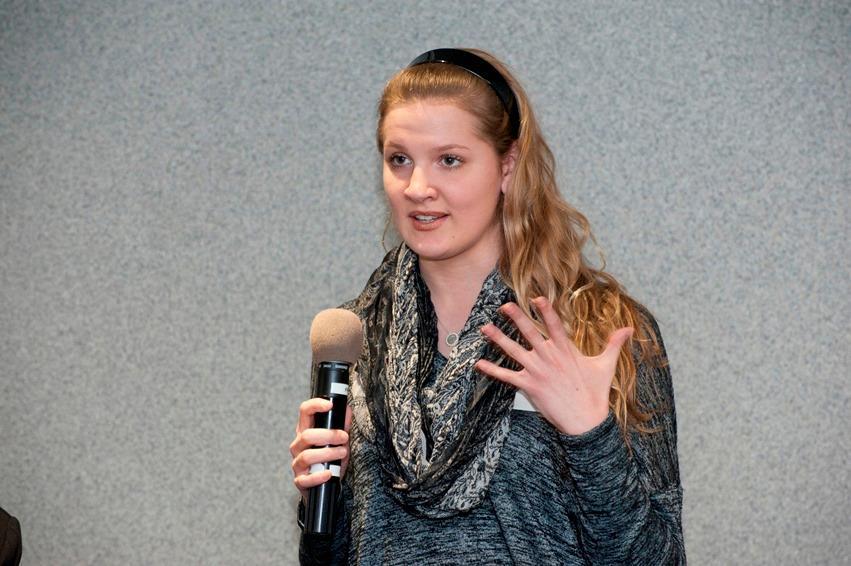 HOPE Scholarship Recipient Kayla Karbowski