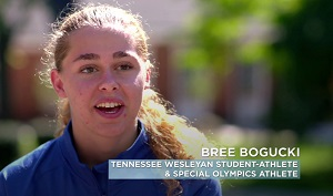 Bree Bogucki on ESPN