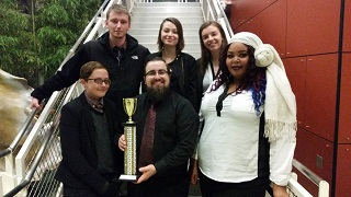Ethics Bowl team