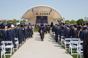 Harper College 2016 graduation