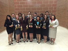 Harper Speech and Debate team