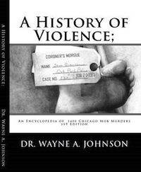Wayne Johnson book cover