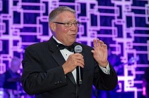 Dr. Ken Ender speaks at 50th Anniversary Gala
