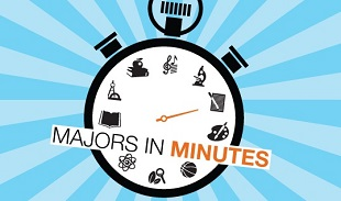 Majors in Minutes