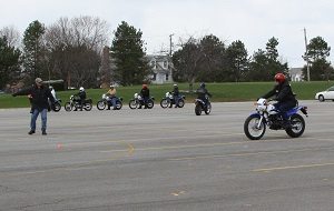 Motorcycle Safety Training program