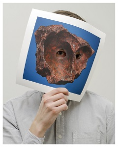 """Self Portrait as a Gibeon Meteorite"""