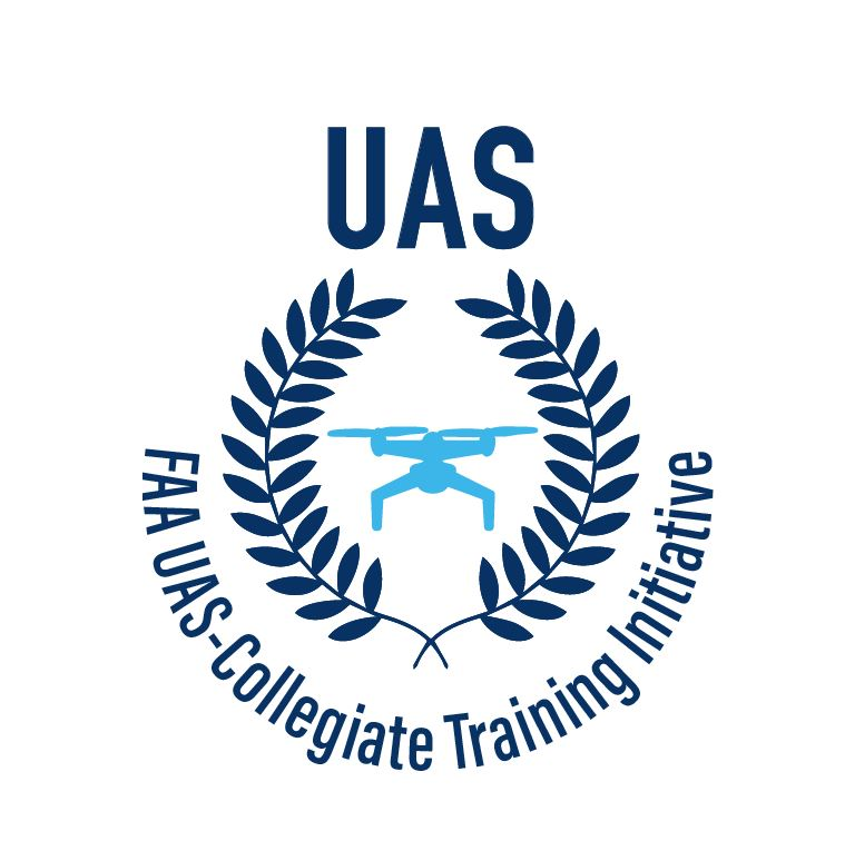 FAA UAS-CTI logo
