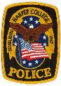 Harper Police Patch