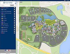 Palatine Illinois Map.Visit Harper College Harper College