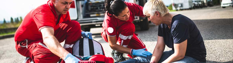 Paramedic Certificate: Harper College