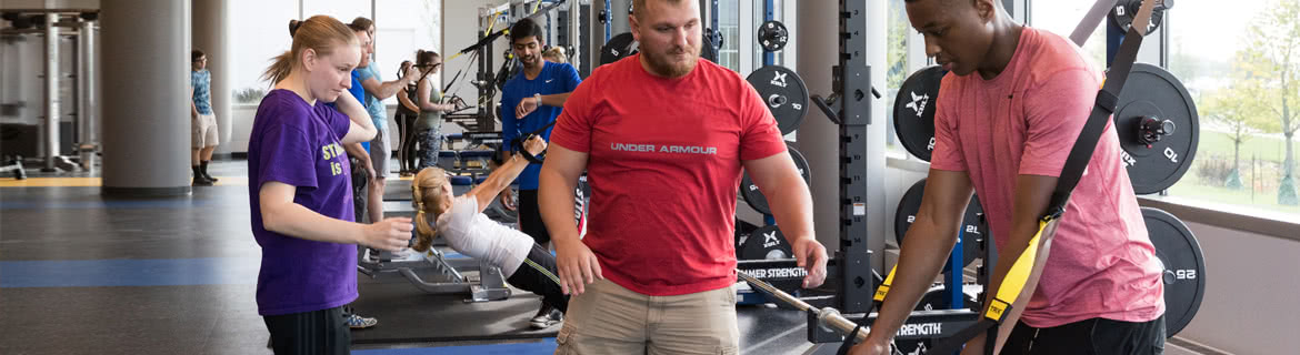 Personal Training at Harper College