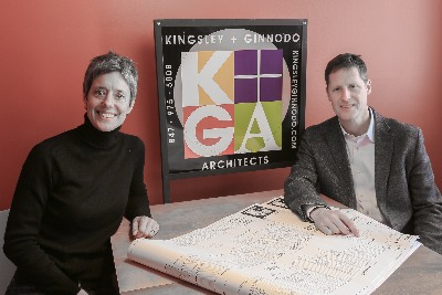Kingsley and Ginnodo Architects