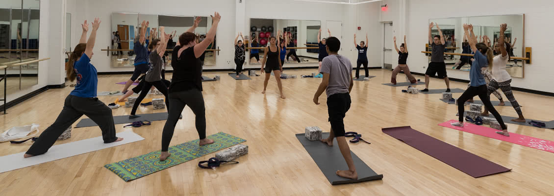 Main Studio 5a - Group Exercise Class