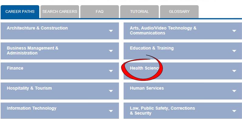 Career Paths: Harper College