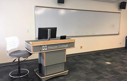 Technology Podium