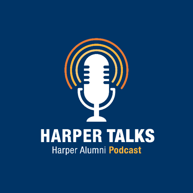 Harper Talks Alumni Podcast