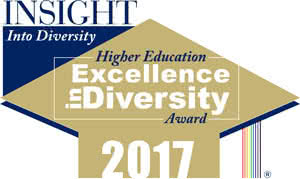 Insight into Diversity - Higher Education - Excellence in Diversity Award 2017