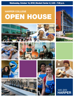 Open House program preview