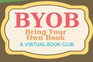 Harper College's Bring Your Own Book Logo