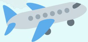cartoon image of an airplane