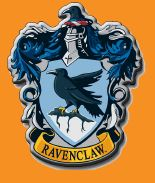 Ravenclaw crest from Harry Potter