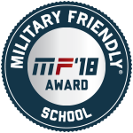 MilitaryFriendly.com - Logo Badge