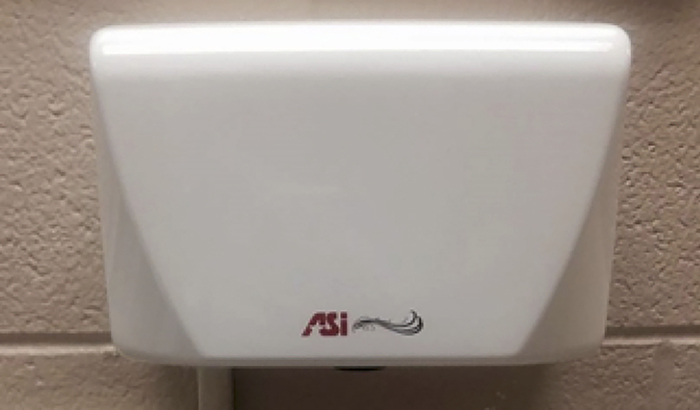 Automated Hand Dryer